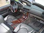 2000 MERCEDES-BENZ 600SL ROADSTER - Interior - 93615