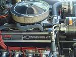 1970 CHEVROLET CHEVELLE CUSTOM 2 DOOR COUPE - Engine - 93633
