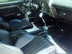 1970 CHEVROLET CHEVELLE CUSTOM 2 DOOR COUPE - Interior - 93633