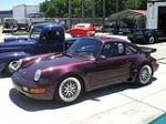 1991 PORSCHE 911 TURBO COUPE - Side Profile - 93638