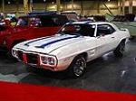 1969 PONTIAC FIREBIRD TRANS AM RE-CREATION - Front 3/4 - 93650