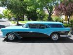 1957 BUICK SPECIAL CUSTOM WAGON - Side Profile - 93679