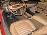 1968 SHELBY GT500 CONVERTIBLE - Interior - 93682
