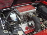 1986 FERRARI MONDIAL CONVERTIBLE - Engine - 93871