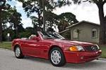 1994 MERCEDES-BENZ 500SL 2 DOOR ROADSTER - Front 3/4 - 94033