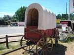 0 COVERED WAGON CIRCA 1880-1900 - 94045