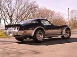 1978 CHEVROLET CORVETTE COUPE - Rear 3/4 - 96072