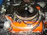 1971 CHEVROLET CORVETTE COUPE - Engine - 96080
