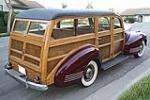 1941 PACKARD 110 WOODY WAGON - Rear 3/4 - 96082