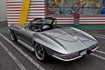 1966 CHEVROLET CORVETTE CUSTOM ROADSTER - Rear 3/4 - 96084