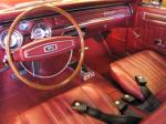 1968 MERCURY COUGAR GT-E 427 2 DOOR COUPE - Interior - 96087