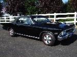 1966 CHEVROLET CHEVELLE SS 396 CONVERTIBLE - Front 3/4 - 96121