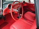 1957 CHEVROLET CORVETTE CONVERTIBLE - Interior - 96126