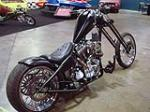 2009 SPECIAL CONSTRUCTION CUSTOM CHOPPER - Rear 3/4 - 96137