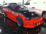 2006 FORD MUSTANG CUSTOM CONVERTIBLE - Front 3/4 - 96140