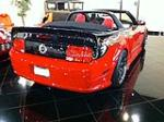 2006 FORD MUSTANG CUSTOM CONVERTIBLE - Rear 3/4 - 96140