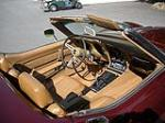 1969 CHEVROLET CORVETTE CONVERTIBLE - Interior - 96156