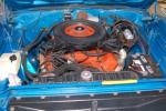 1970 PLYMOUTH SUPERBIRD 2 DOOR COUPE - Engine - 96157
