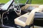 1957 DE SOTO ADVENTURER 2 DOOR CONVERTIBLE - Interior - 96163