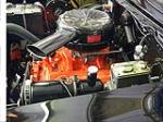 1957 CHEVROLET BEL AIR CONVERTIBLE - Engine - 96177