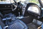 1967 CHEVROLET CORVETTE CONVERTIBLE - Interior - 96178