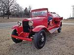 1930 FORD AA TANKER TRUCK - Front 3/4 - 96181