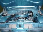 1959 CHEVROLET IMPALA CUSTOM CONVERTIBLE - Engine - 96190