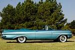1959 CHEVROLET IMPALA CUSTOM CONVERTIBLE - Side Profile - 96190