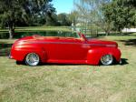1948 FORD DELUXE CUSTOM CONVERTIBLE - Side Profile - 96193