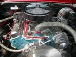 1968 PONTIAC FIREBIRD CUSTOM CONVERTIBLE - Engine - 96210