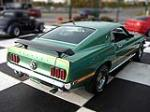 1969 FORD MUSTANG MACH 1 428 CJ COUPE - Rear 3/4 - 96211
