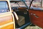 1950 FORD 2 DOOR WOODY WAGON - Interior - 96263