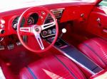 1967 CHEVROLET CAMARO CUSTOM COUPE - Interior - 96269