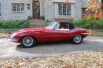 1964 JAGUAR XKE SERIES I ROADSTER - Side Profile - 96272