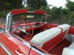 1955 CHEVROLET BEL AIR CUSTOM CONVERTIBLE - Interior - 96311