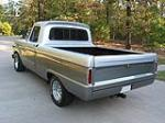 1966 FORD F-100 CUSTOM PICKUP - Rear 3/4 - 96341