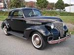 1939 CHEVROLET MASTER 85 2 DOOR COUPE - Front 3/4 - 96342