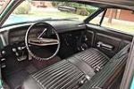 1970 FORD FALCON 429 CJ 2 DOOR SEDAN - Interior - 96349
