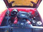 1958 CHEVROLET IMPALA CONVERTIBLE - Engine - 96352