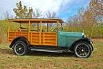 1926 DODGE WOODY WAGON - Side Profile - 96357