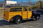 1941 GMC SUBURBAN WOODY WAGON - Rear 3/4 - 96368