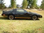 1983 PONTIAC FIREBIRD TRANS AM COUPE - Side Profile - 96375