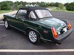 1978 MG MIDGET ROADSTER - Rear 3/4 - 96381