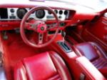 1979 PONTIAC FIREBIRD TRANS AM COUPE - Interior - 96388
