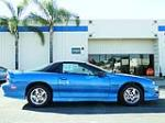 1999 CHEVROLET CAMARO Z/28 COUPE - Front 3/4 - 96403