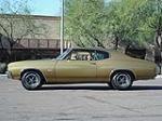1970 CHEVROLET CHEVELLE SS LS6 2 DOOR COUPE - Side Profile - 96409