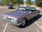 1960 FORD STARLINER 2 DOOR HARDTOP - Front 3/4 - 96413