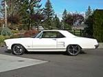 1963 BUICK RIVIERA COUPE - Side Profile - 96423