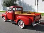 1952 CHEVROLET 3100 PICKUP - Rear 3/4 - 96444