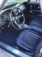 1964 CHEVROLET CORVETTE CONVERTIBLE - Interior - 96448